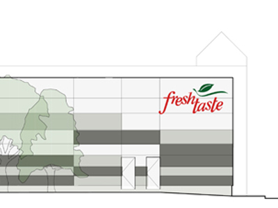 Freshtaste Produce Distribution Warehouse