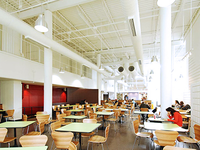 Sidney Smith Cafe, University of Toronto